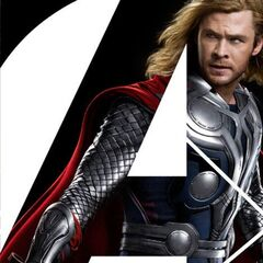 Thor poster.