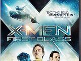 X-Men: First Class Home Video
