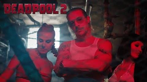 Deadpool 2 Behind the Scenes of Welcome To The Party - Diplo, French Montana & Lil Pump ft