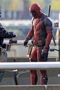 Deadpool Filming 27