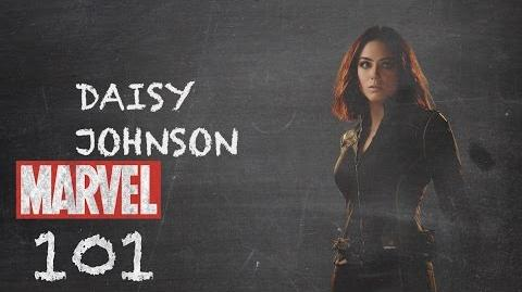 Agent Daisy Johnson - Marvel 101 – Marvel's Agents of S.H.I.E.L.D.