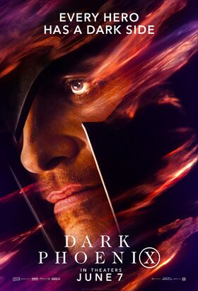 Dark Phoenix Character Poster 05