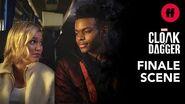 Marvel's Cloak & Dagger Season 2 Finale Tandy & Tyrone Leave New Orleans Freeform