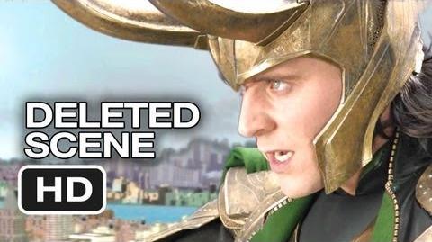 The Avengers Deleted Scene - The Other Tells Loki To Lead (2012) - Scarlett Johansson Movie HD