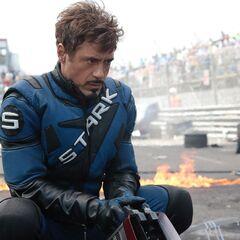 Tony at the Monaco Race track