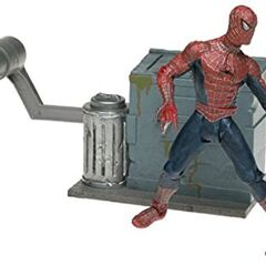 Leaping Spider-Man