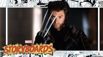 Hugh Jackman's Wolverine Journey Marvel's Storyboards