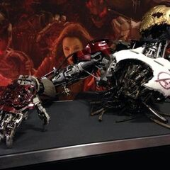 Ultron MK 1 at San Diego Comic Con 2014