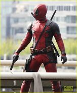 Deadpool Filming 5