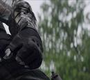 Winter Soldier's prosthetic arm