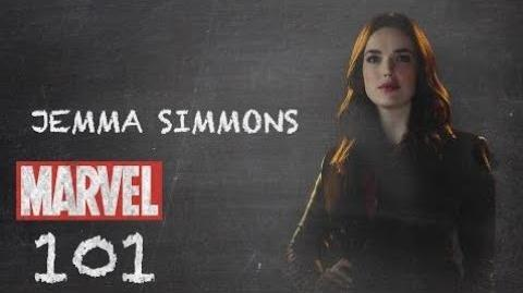 Agent Jemma Simmons - Marvel 101 – Marvel's Agents of S.H.I.E.L.D.