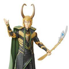 Loki before a crowd in Stuttgart, Germany.