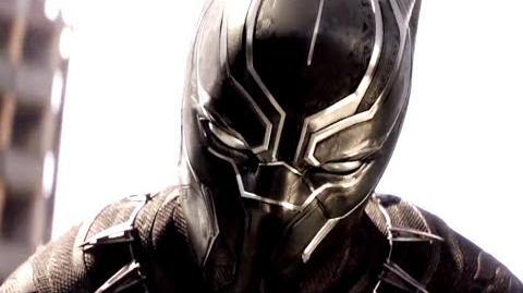 "Captain America Civil War - Official ""Black Panther Vs Bucky"" Movie Clip 5 HD"
