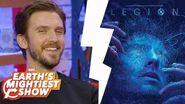 "Dan Stevens Teases ""More Music"" Coming to Legion B-B-B-BONUS Earth's Mightiest Show"