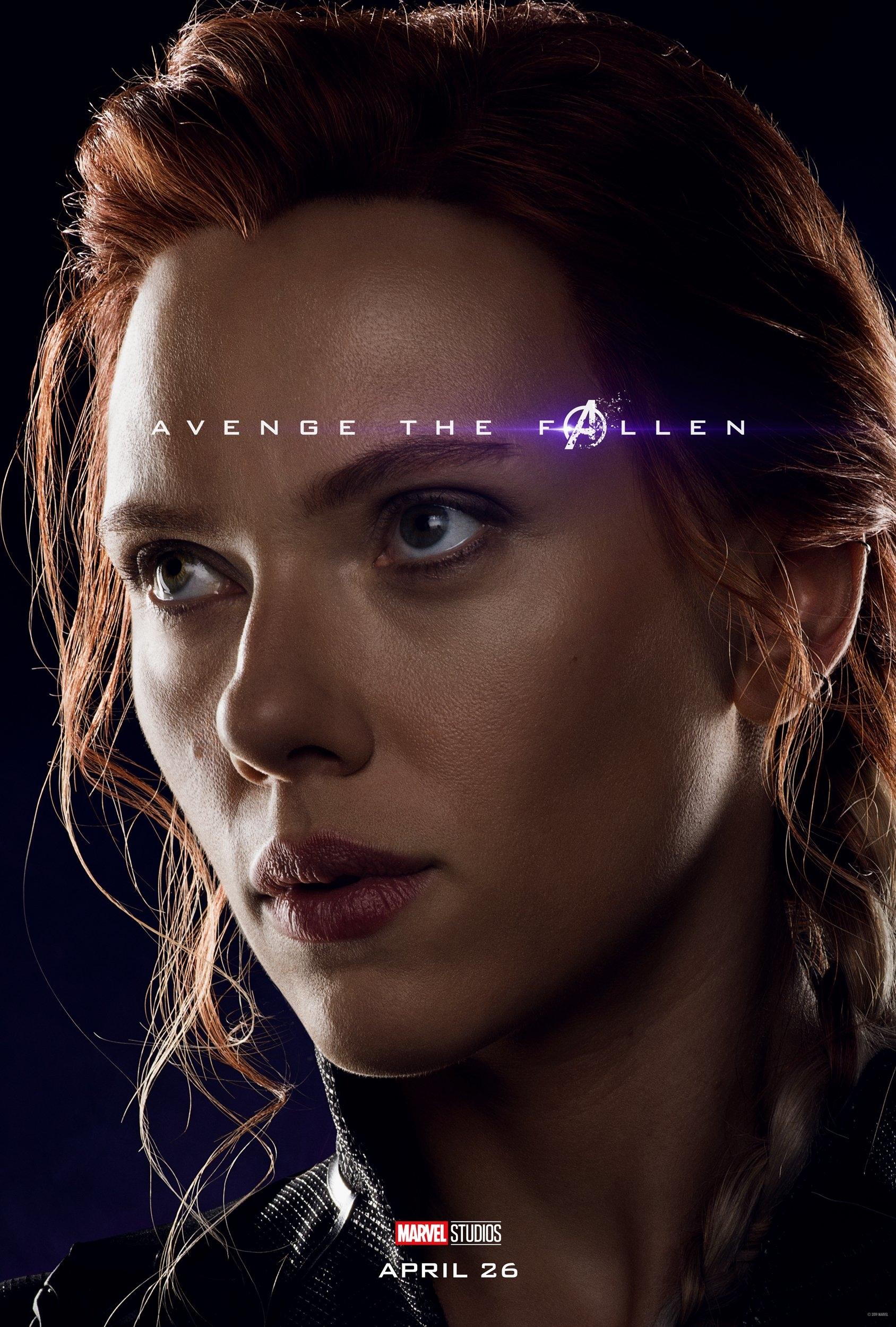 Marvel Femme Avengers Endgame Avenge The Fallen Loki Tank Top