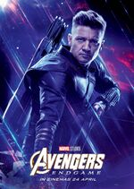 Endgame Russian Character Poster 06