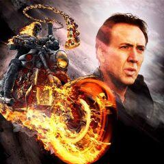 International movie poster for <i>Spirit of Vengeance</i>.