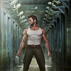 Logan freeing the mutants
