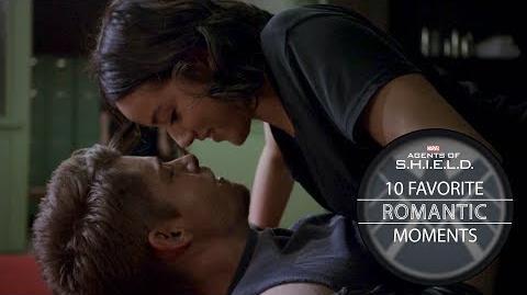 10 Romantic Moments - Marvel's Agents of S.H.I.E.L.D. 100