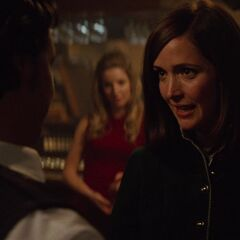 Moira's proposition ruins Charles and Amy's date