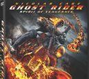 Ghost Rider: Spirit of Vengeance Home Video