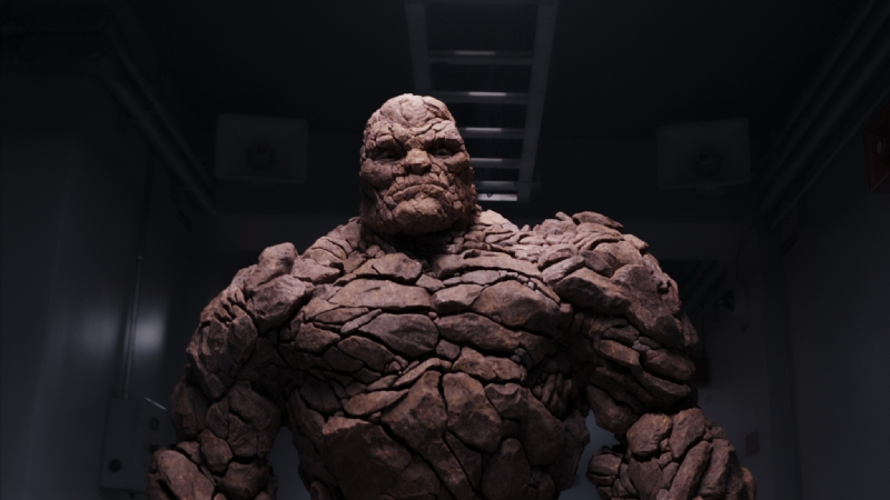 The thing marvel movie