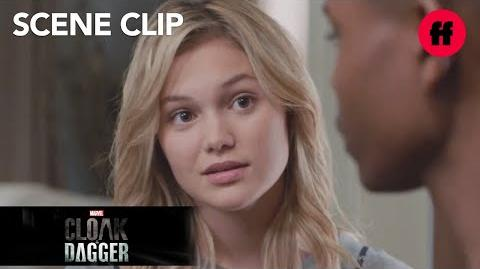 Marvel's Cloak & Dagger Season 1, Episode 8 Tandy Visits Tyrone's Home Freeform