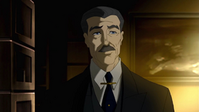 Howard Stark in The Invincible Iron Man XIX