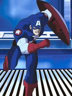 UA Captain America thumb