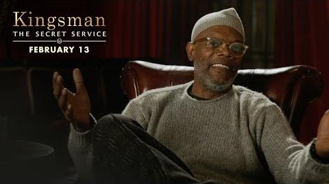 Kingsman The Secret Service Samuel L