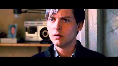 Venom in the Mirror Deleted Extended Scene - Spider-Man 3 1080p Full HD