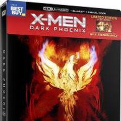 Best Buy Exclusive 4K Blu Ray Steelbook.