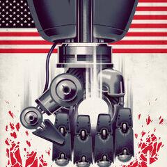 Sentinel ad campaign poster.