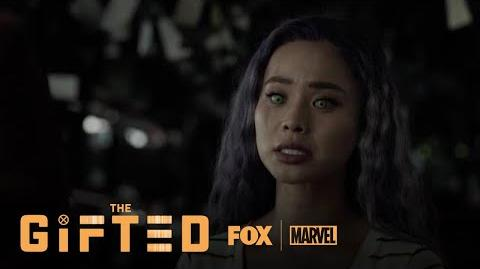 Clarice Suggests They Go to the Morlocks For Help Season 2 Ep. 5 THE GIFTED