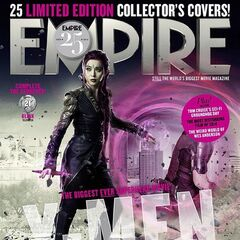 Blink on the cover of <i>Empire</i>.