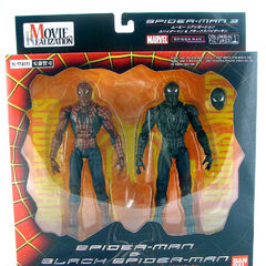Movie Realization Spider-Man & Black Spider-Man