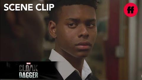 Marvel's Cloak & Dagger Season 1, Episode 4 Spy Boy Billy Freeform