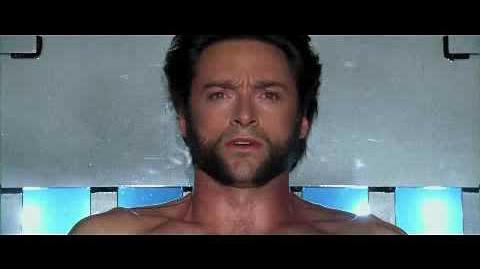 X Men Origins Wolverine Character Spot - Wolverine-0