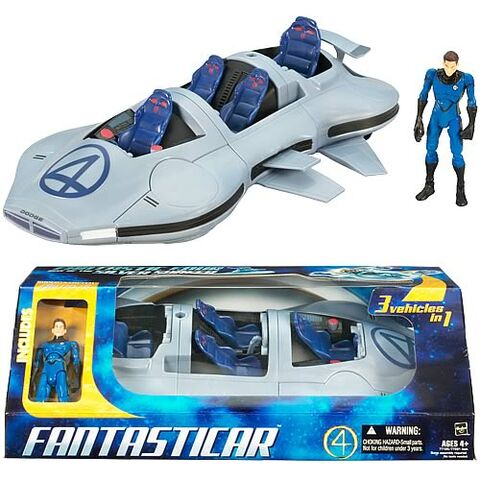 The Fantasticar from <i><a href=