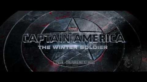 Marvel's Captain America The Winter Soldier - Big Game Spot