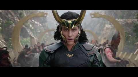 Thor Ragnarok - Destiny Spot