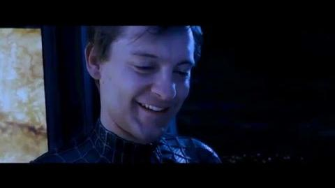 Discovering the Black Suit Deleted Alternate Scene - Spider-Man 3 1080p Full HD