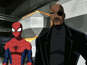 Nick Fury Animated