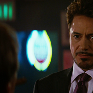 Tony Stark's Cameo in the Incredible Hulk
