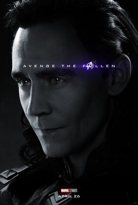 Endgame Character Posters 10