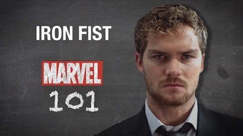 Iron Fist -- Marvel 101 LIVE ACTION!