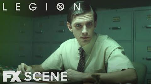 Legion Season 2 Ep. 6 Slave to Love Scene FX