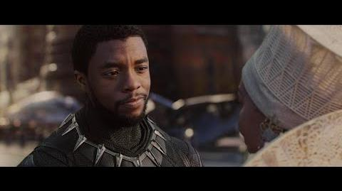 Marvel Studio's Black Panther - King TV Spot
