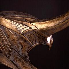 Loki's helmet.
