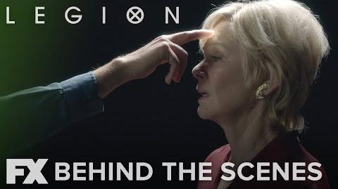 Legion Inside Season 2 What's Your Maze? FX